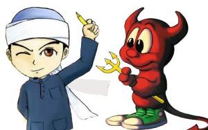 Pemuda&Setan